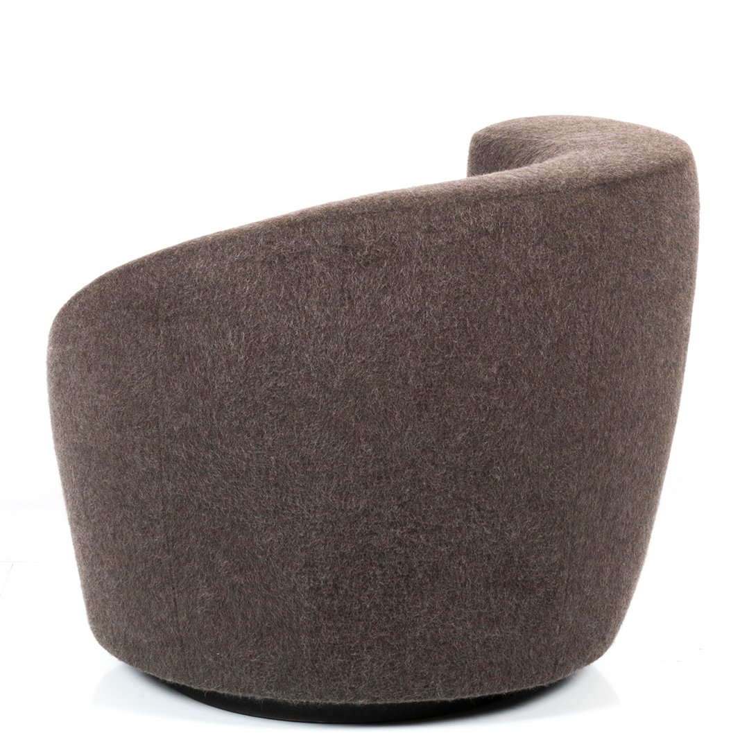 Valdimir Kagan swivel chair - 3
