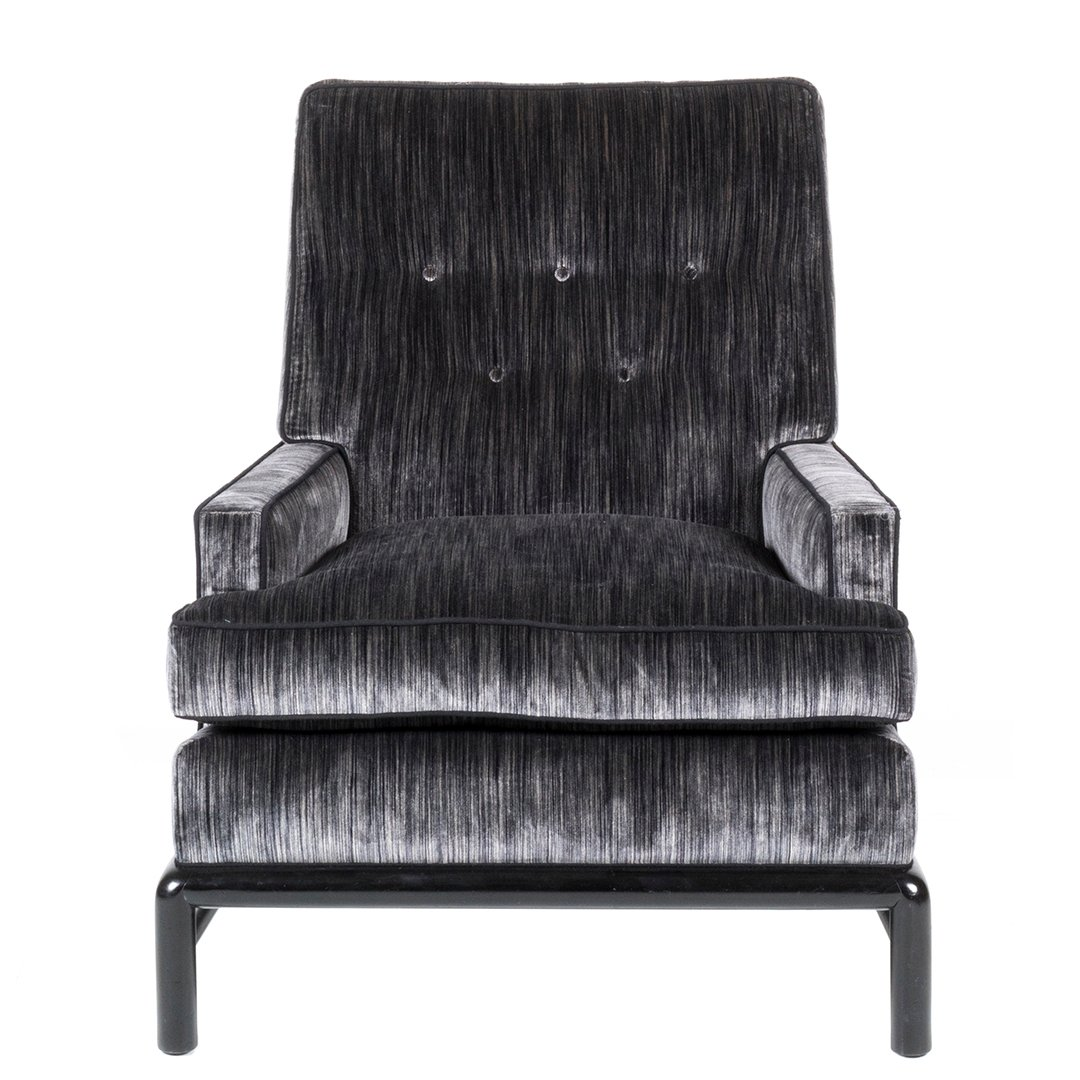 T.H.  Robsjohn Gibbings lounge chair - 2