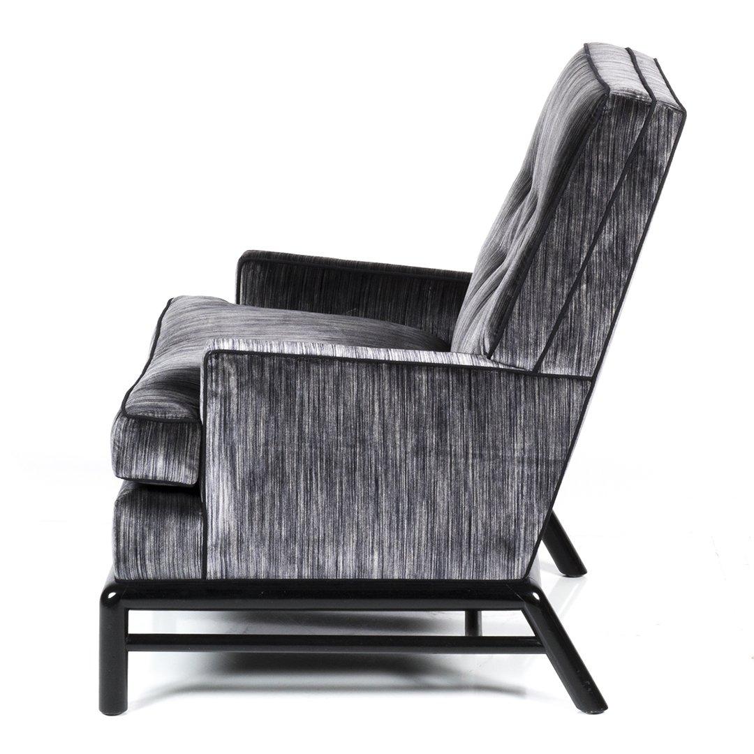T.H.  Robsjohn Gibbings lounge chair - 3