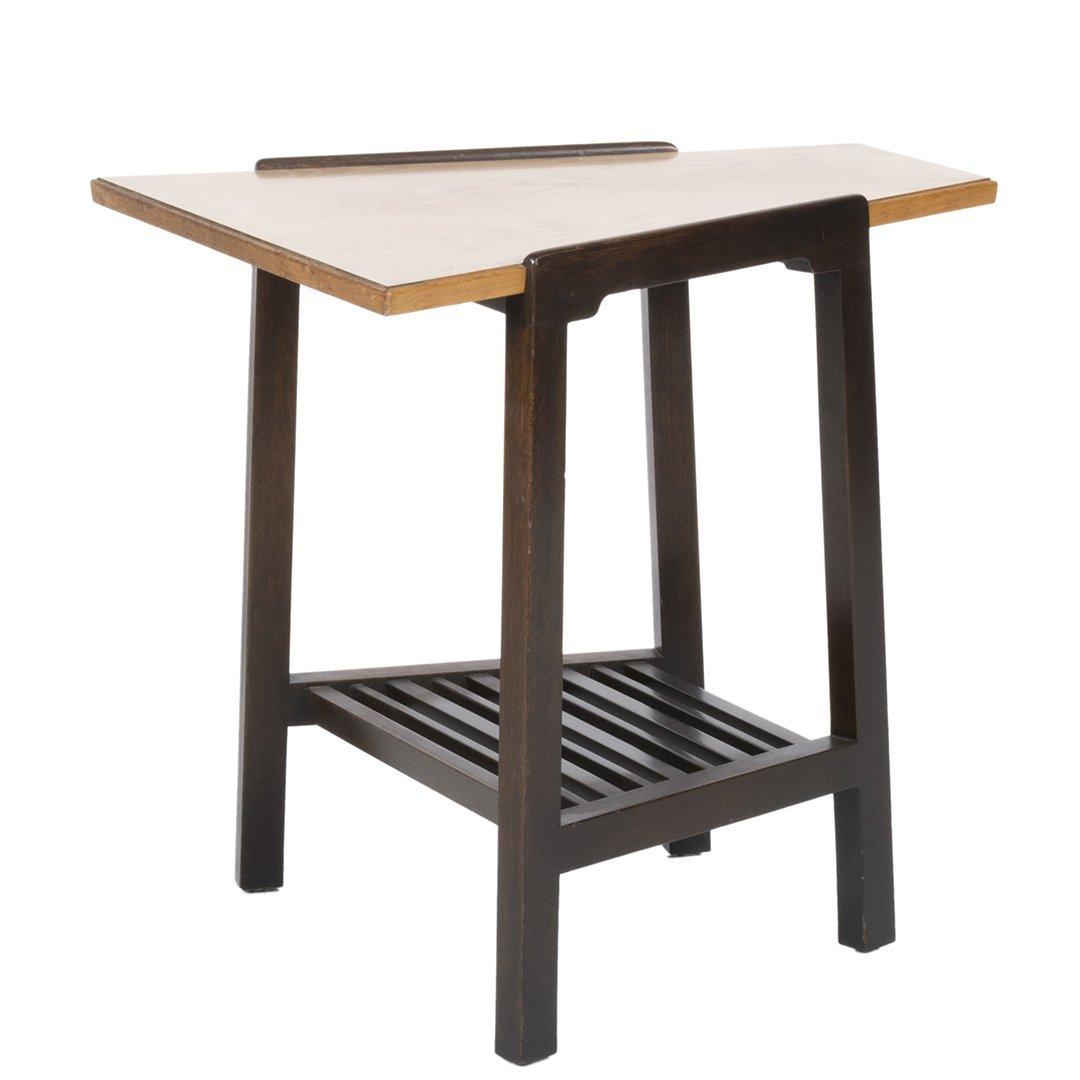 Edward Wormley wedge table