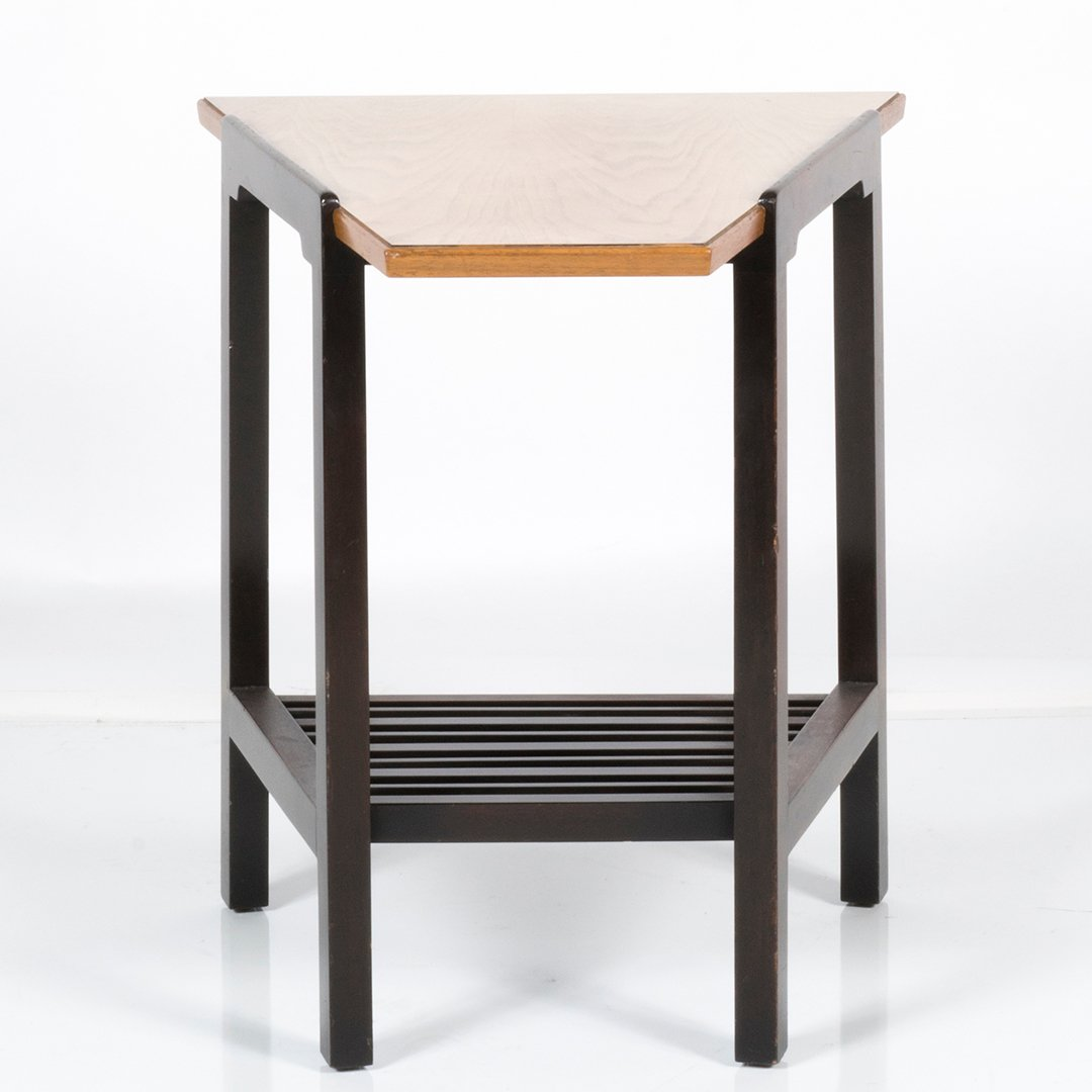 Edward Wormley wedge table - 2