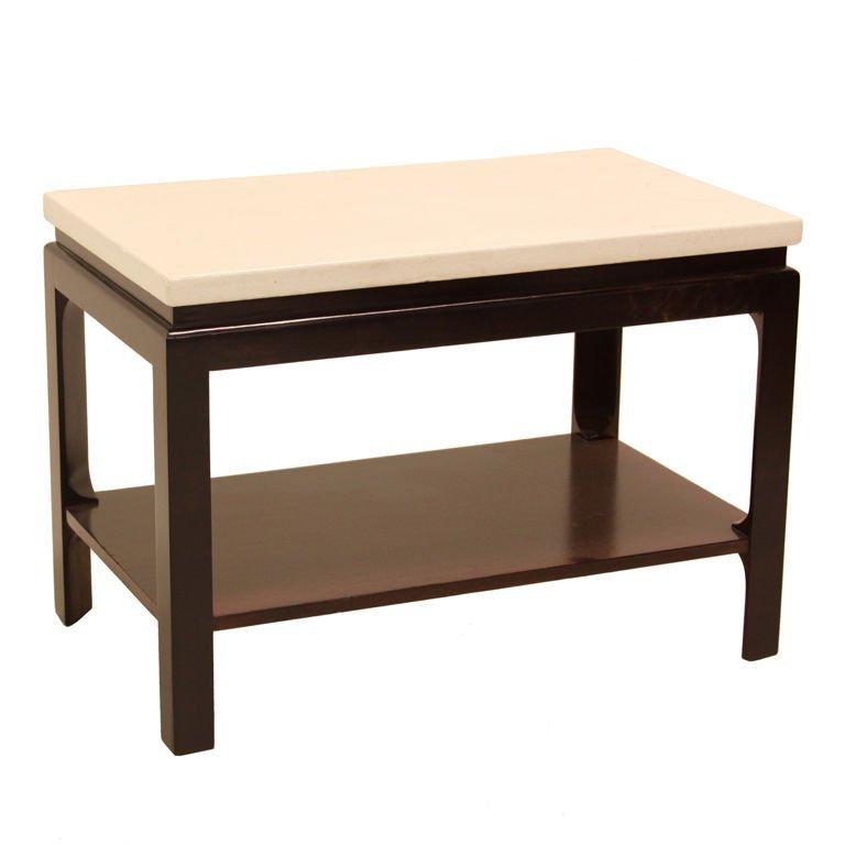 Paul Frankl cork end table