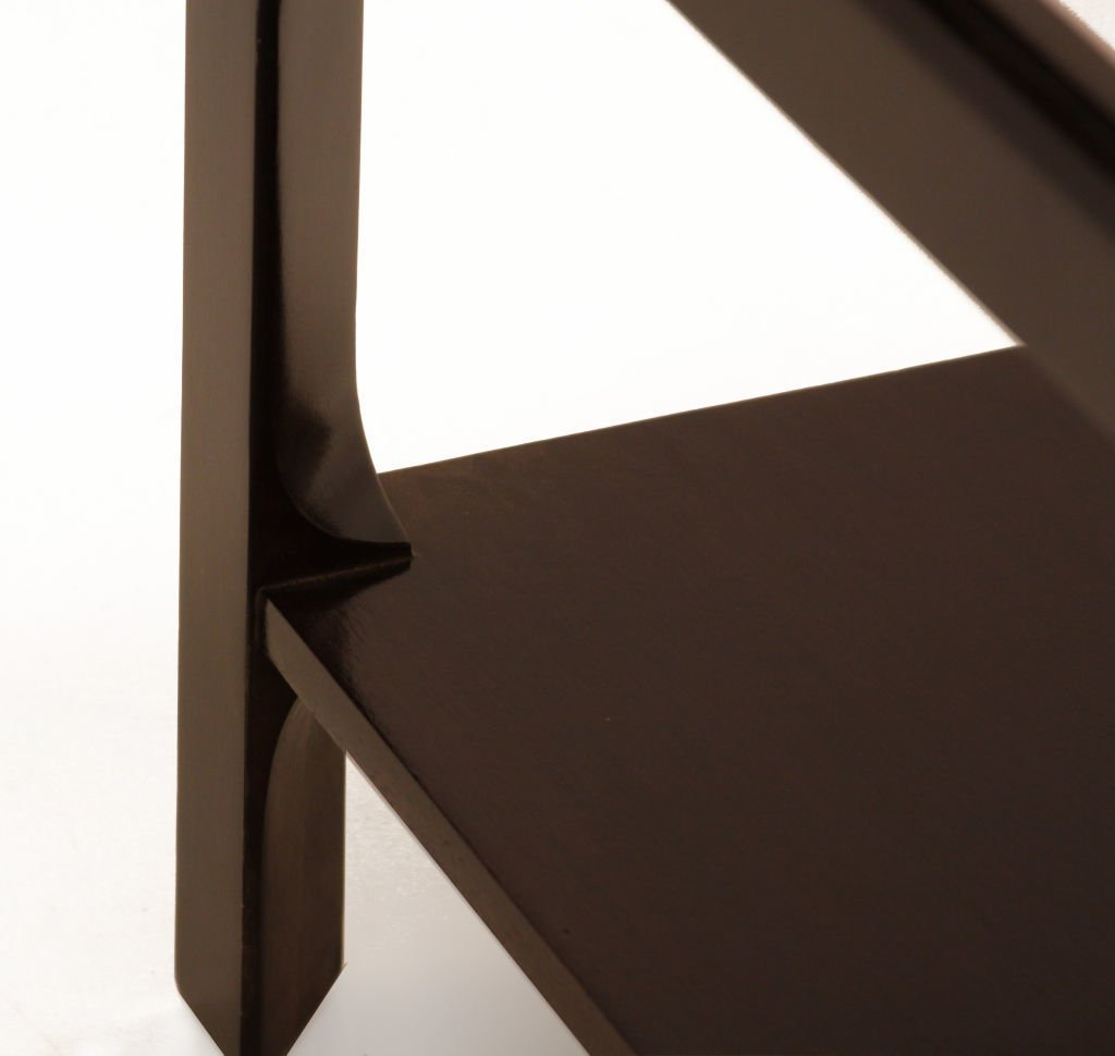 Paul Frankl cork end table - 2