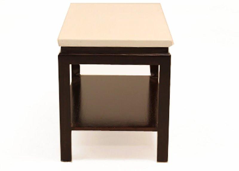 Paul Frankl cork end table - 5