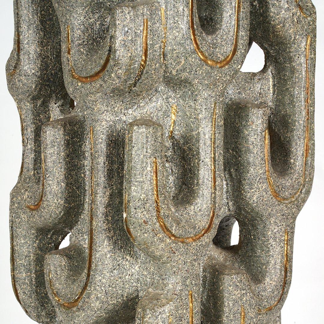 Ceramic table lamp - 3