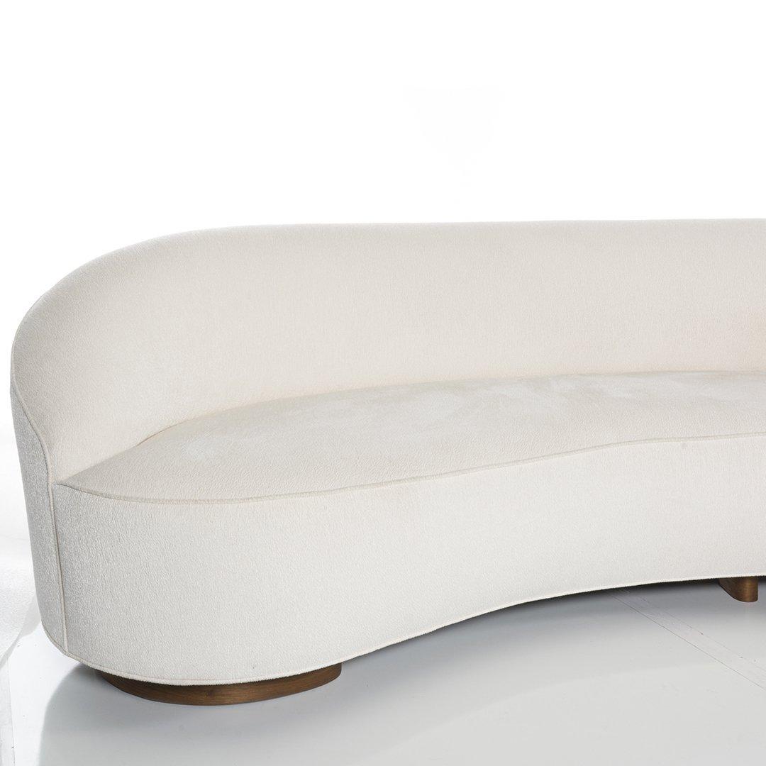 Vladimir Kagan cloud sofa - 2