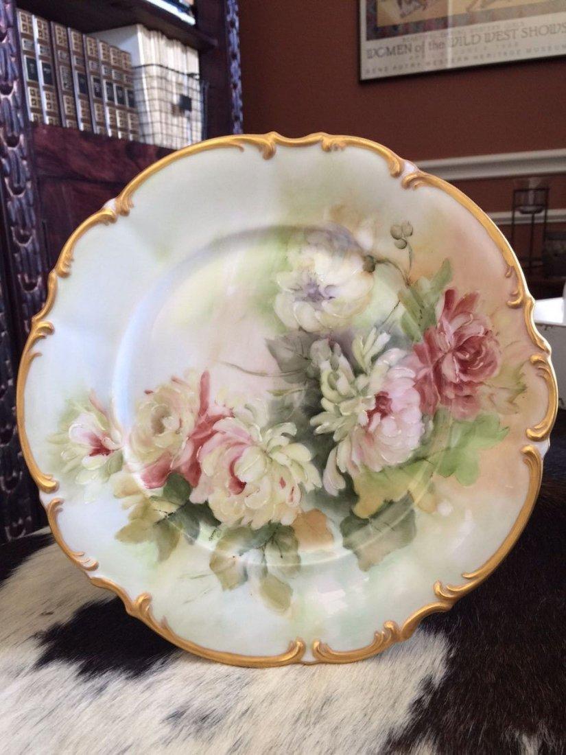 Fine Porcelain Plate (#1)