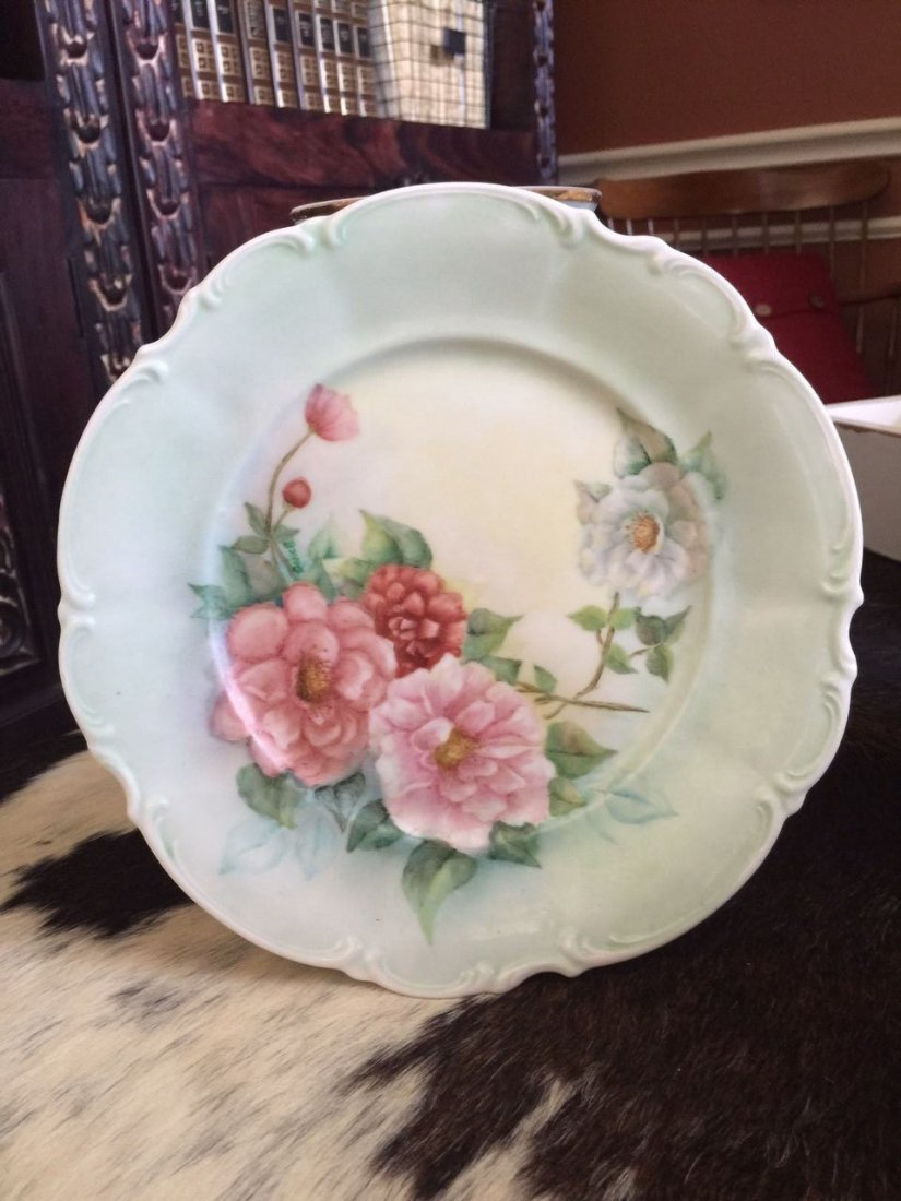 Fine Porcelain Plate (#2)