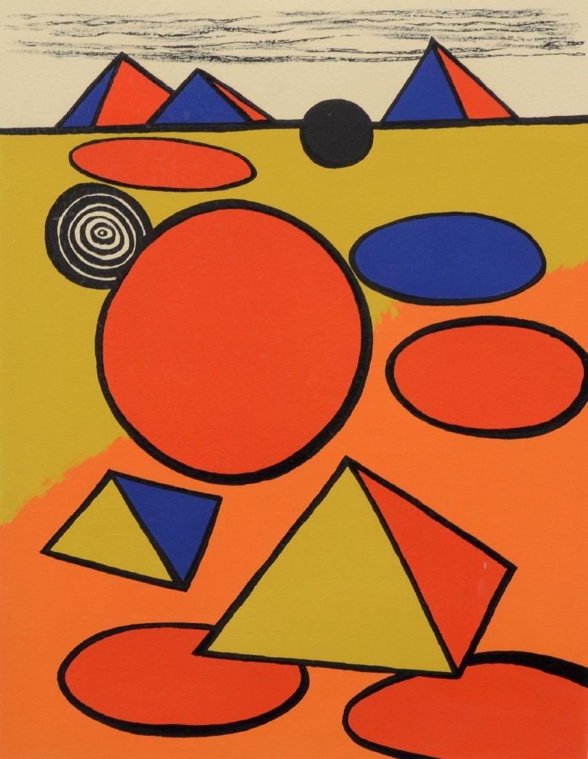 "Alexander Calder (American, 1898-1976), ""San Lazzaro"","
