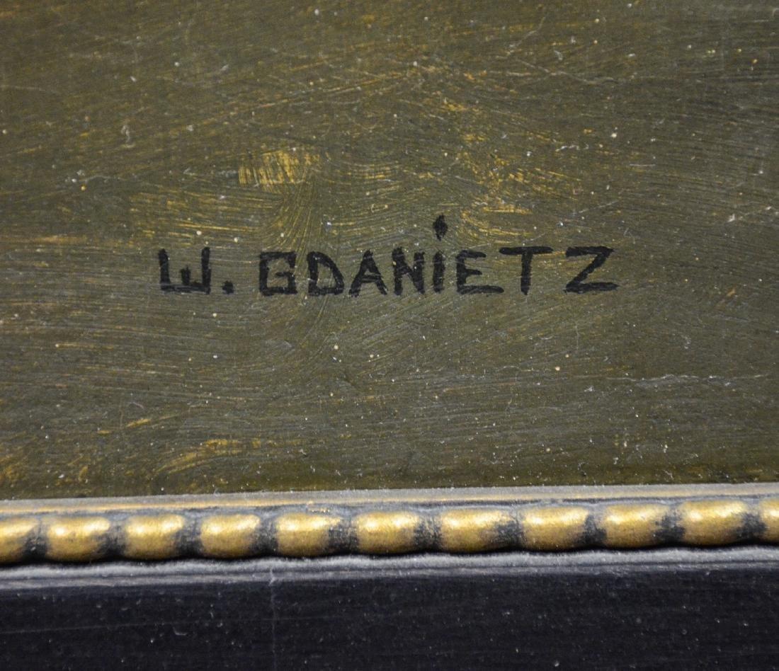 Wilhelm Gdanietz, German, 1893-1962, Lady seated - 3
