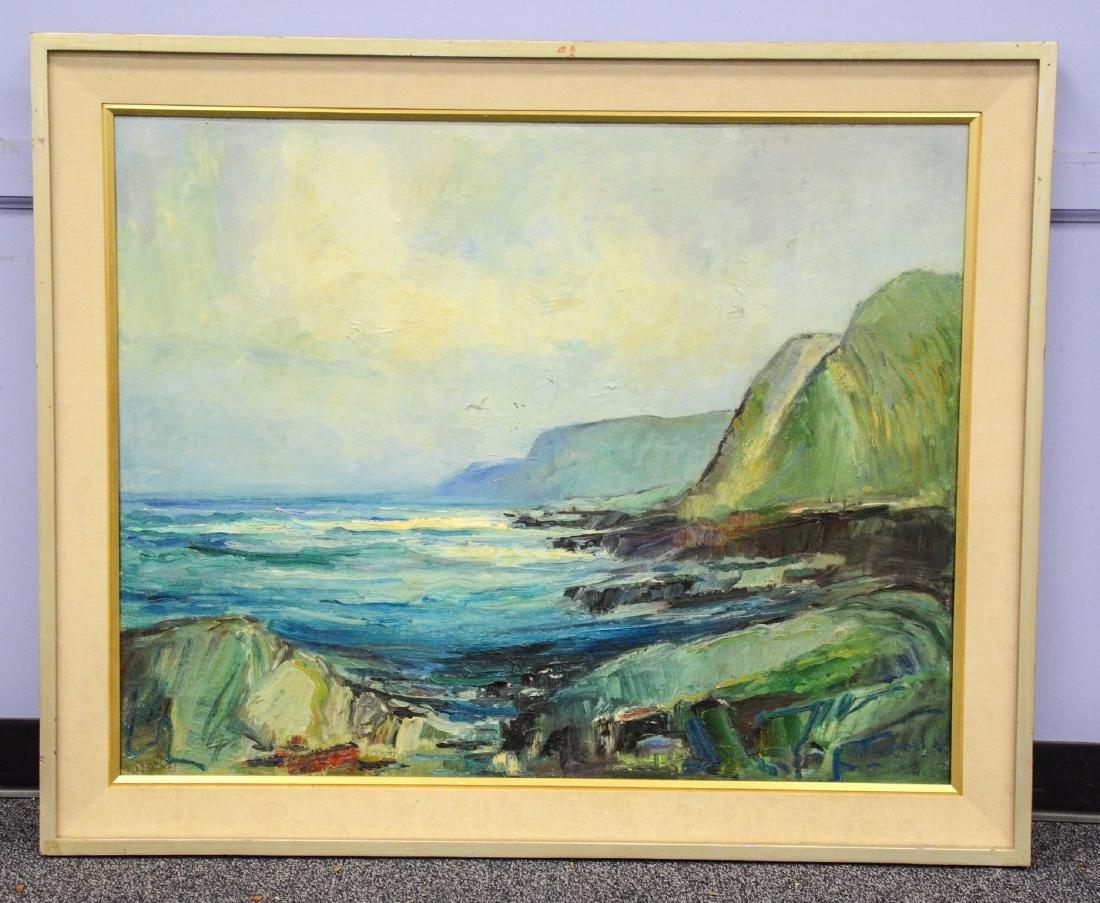 Anton H Dahl (Swedish American, 1894 - 1967), Oil on - 2