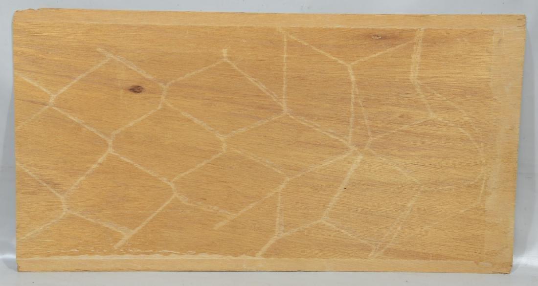 Andrew Turner, American, 194-2001, oil on luan panel, - 3