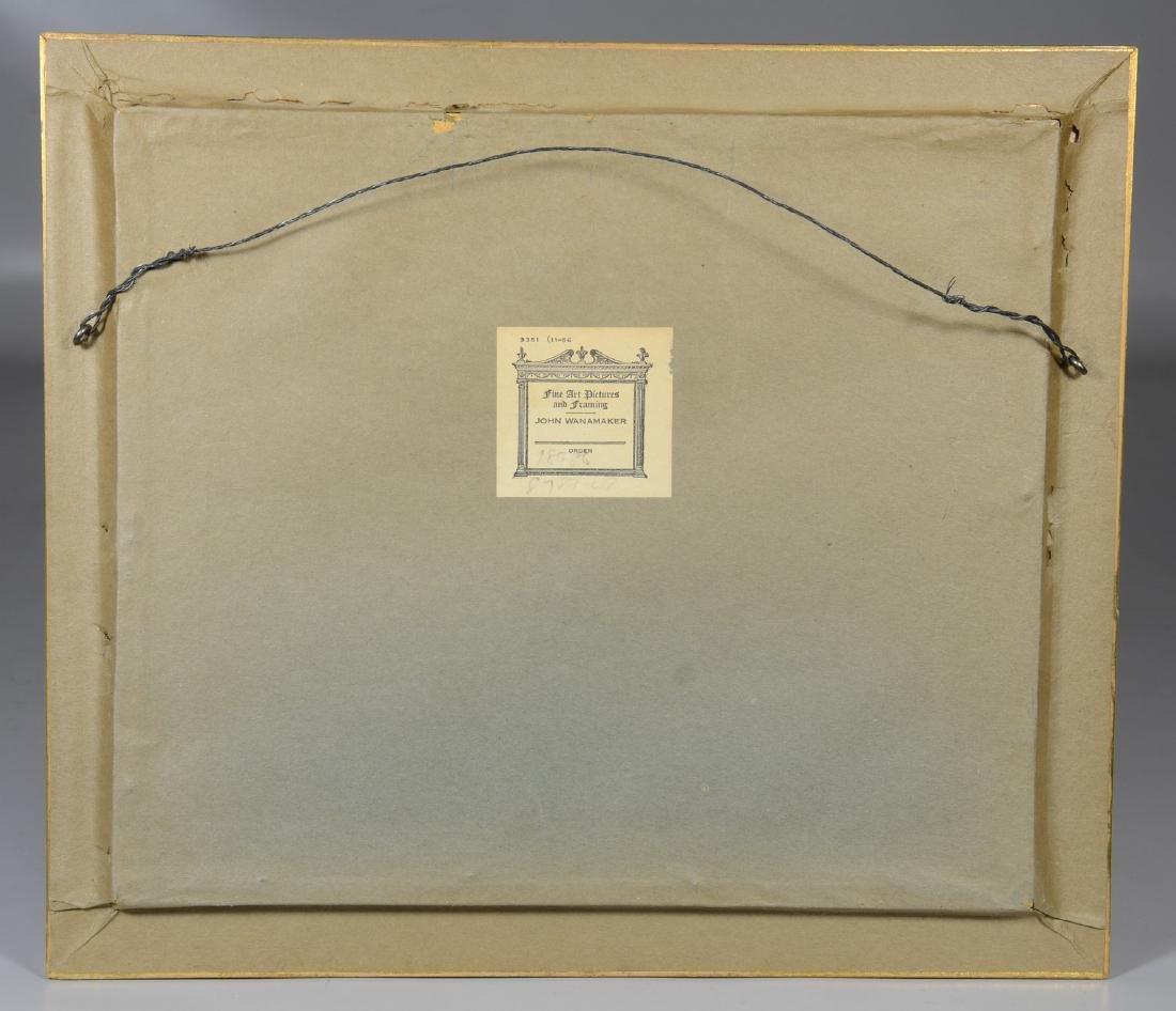 (2) Wedgwood green & white Jasper framed plaques, - 8