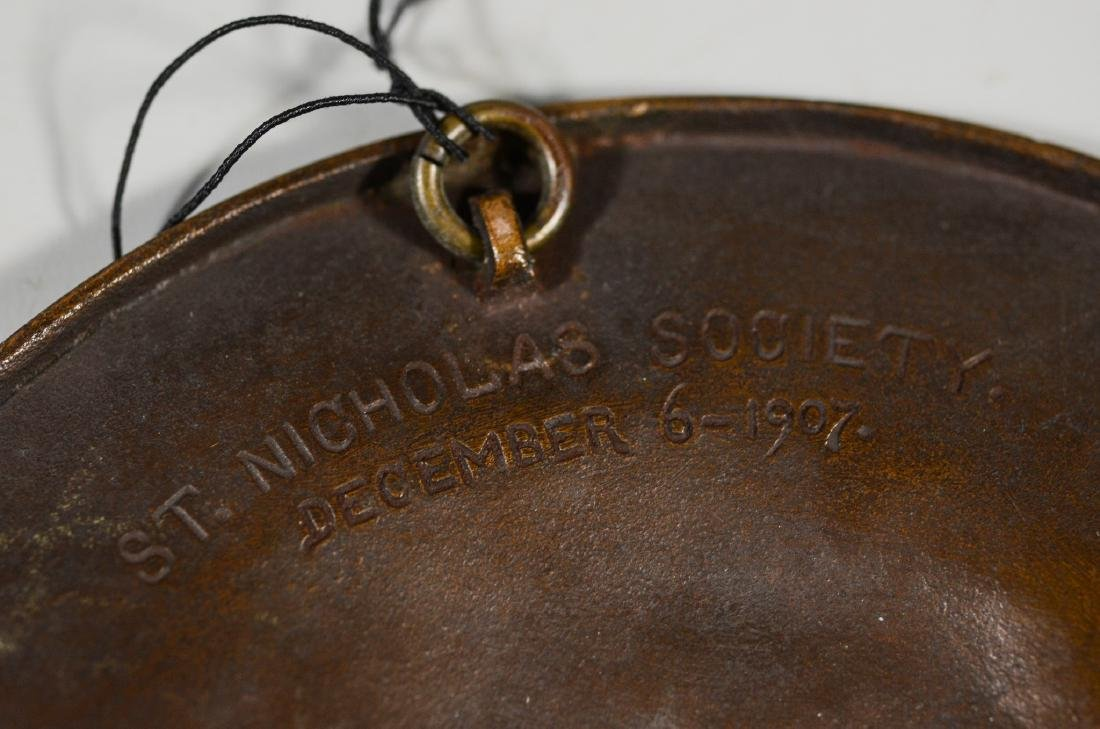Lot of 9 miscellaneous pcs: 1918 Longfellow calendar, - 7