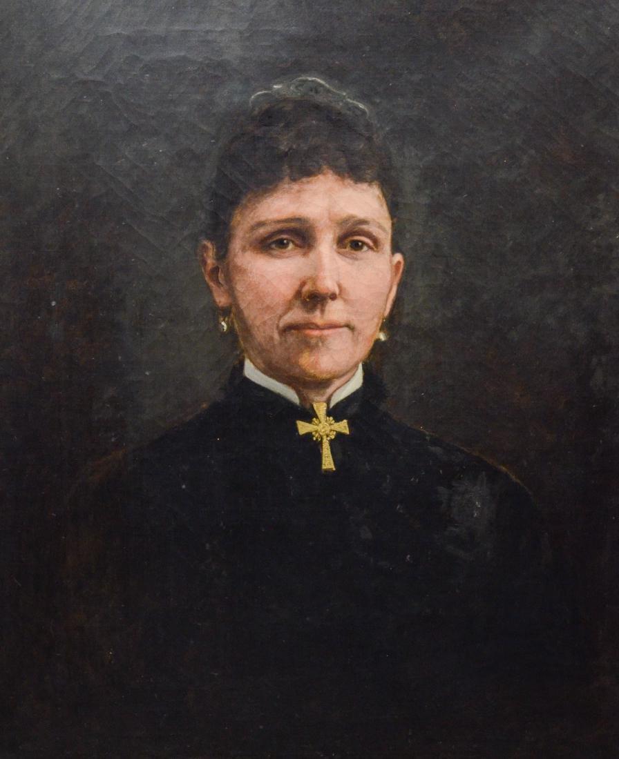 Jasper Holman Lawman (American, 1825-1906), Pair of - 2
