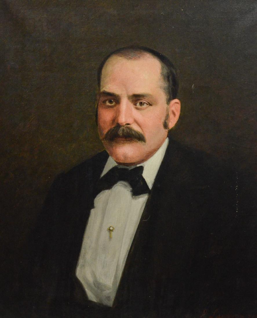 Jasper Holman Lawman (American, 1825-1906), Pair of - 3