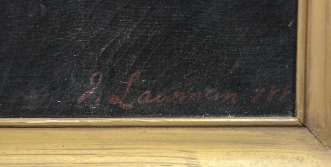 Jasper Holman Lawman (American, 1825-1906), Pair of - 4