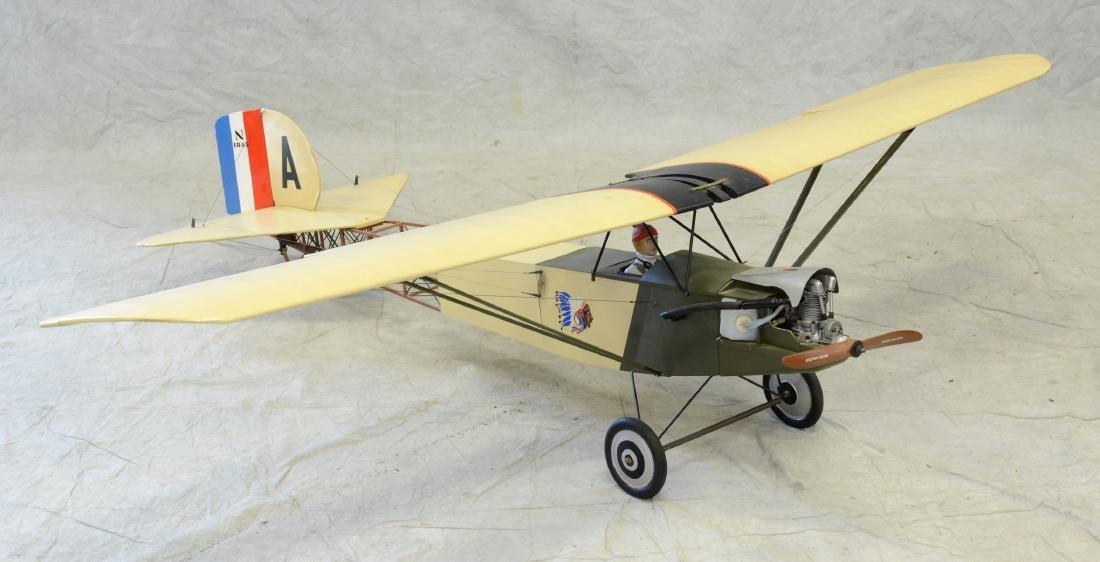 Motorized Model Airplane