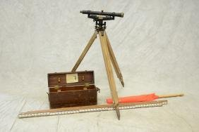 Warren Knight Co Surveying Precision Instrument