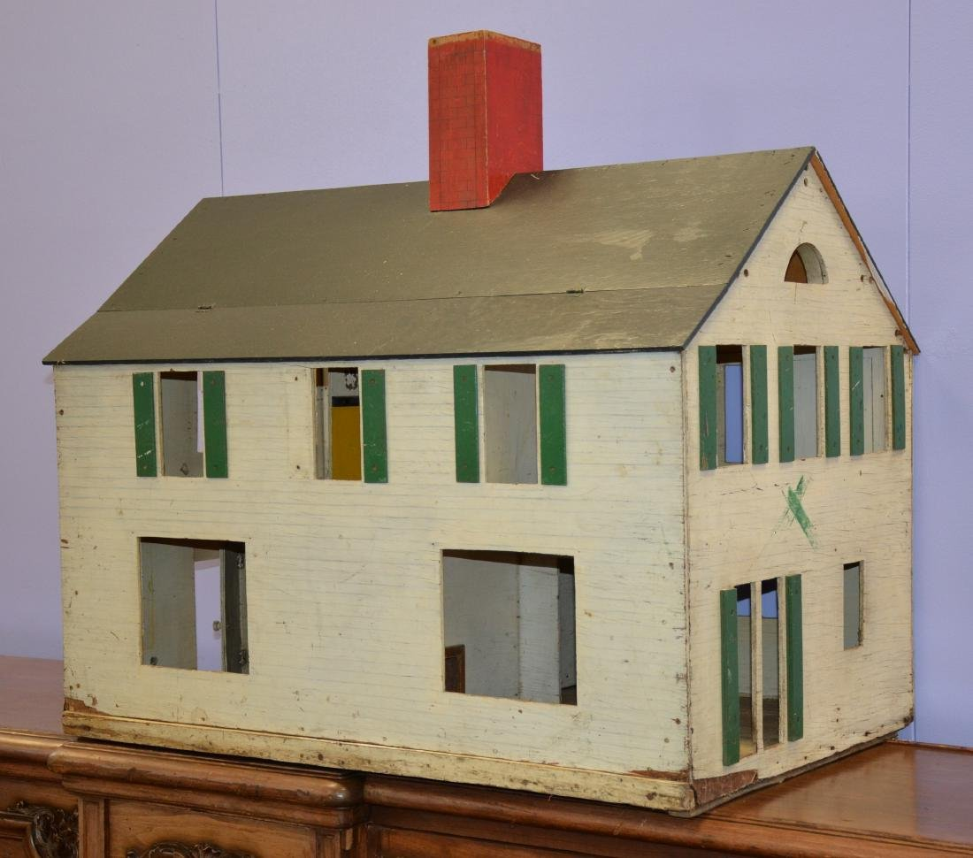 Wood Doll House - 3