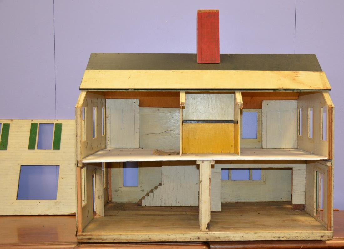 Wood Doll House - 4