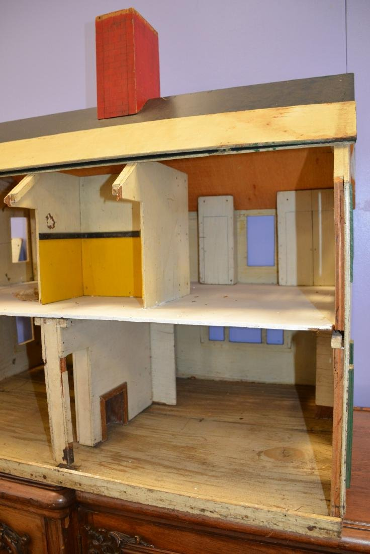 Wood Doll House - 6