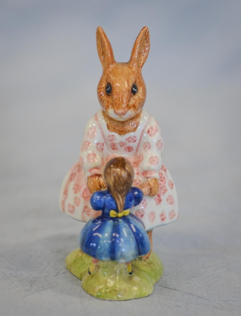 Three (3) Royal Doulton Figurines - 8
