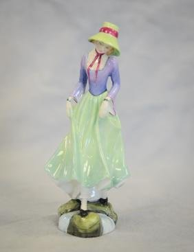 Royal Doulton Polly Figurine
