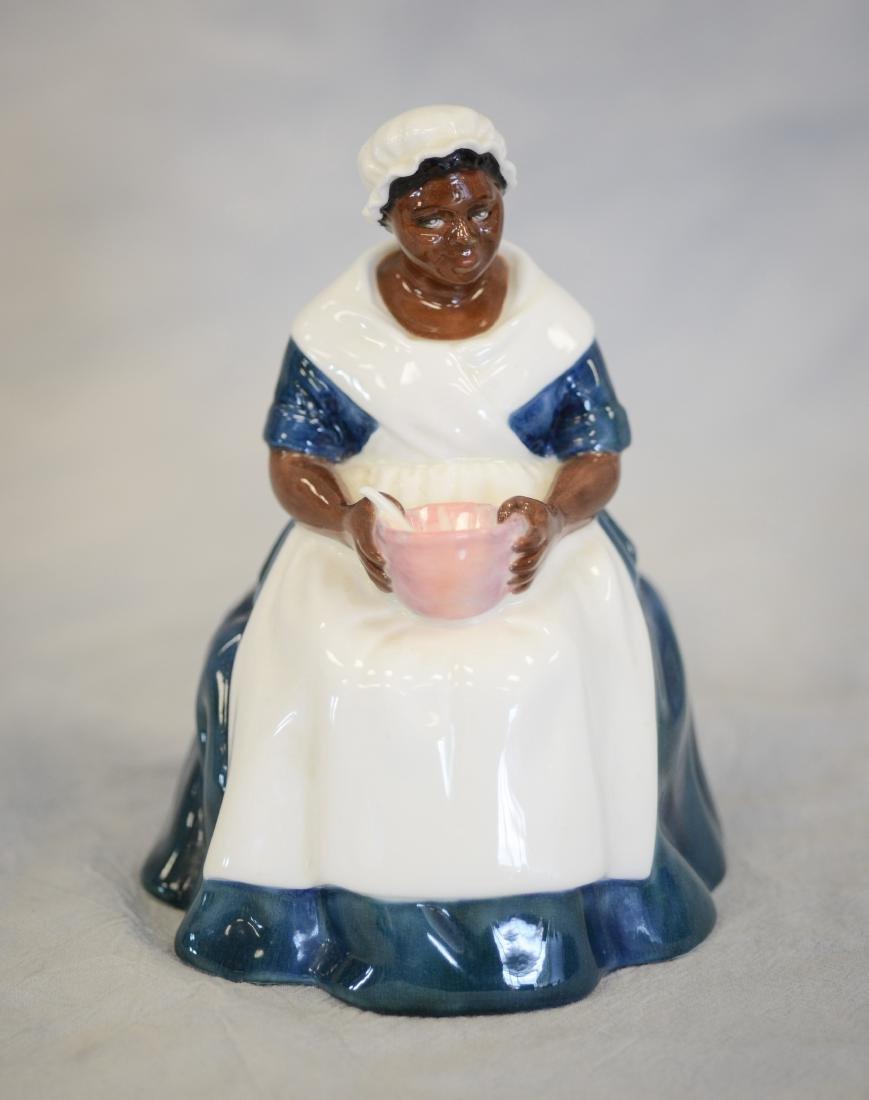 Royal Doulton Royal Governor's Cook Figurine - 2