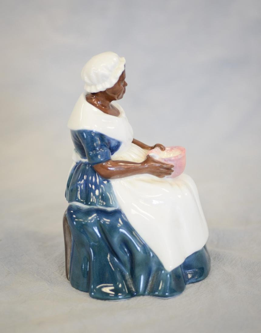 Royal Doulton Royal Governor's Cook Figurine - 3