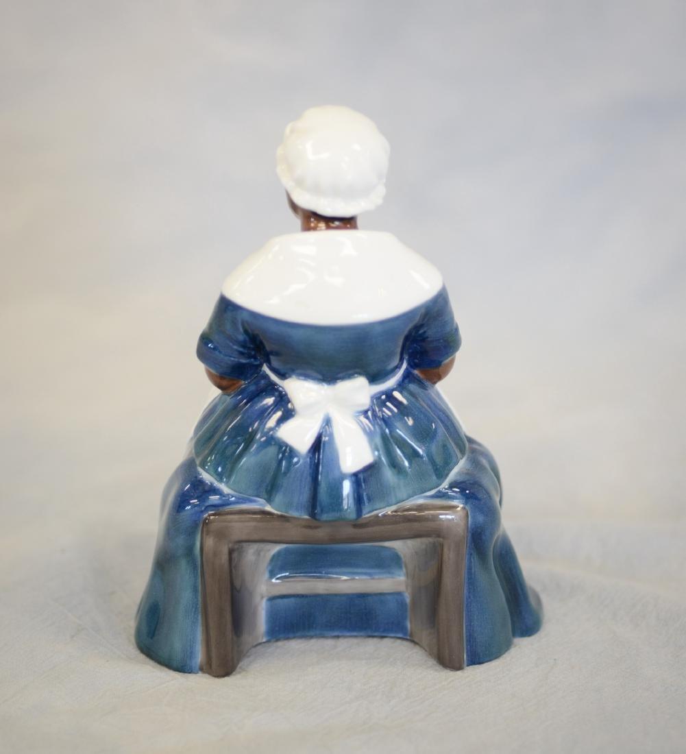 Royal Doulton Royal Governor's Cook Figurine - 4
