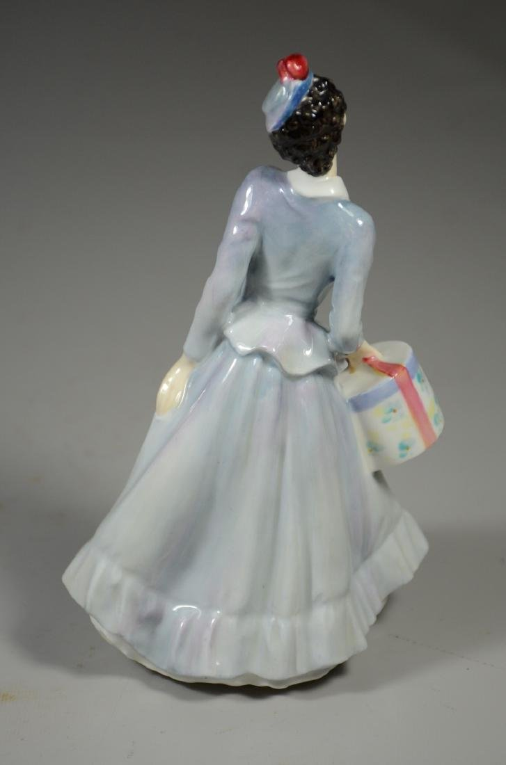 Royal Doulton Midinette Figurine - 2