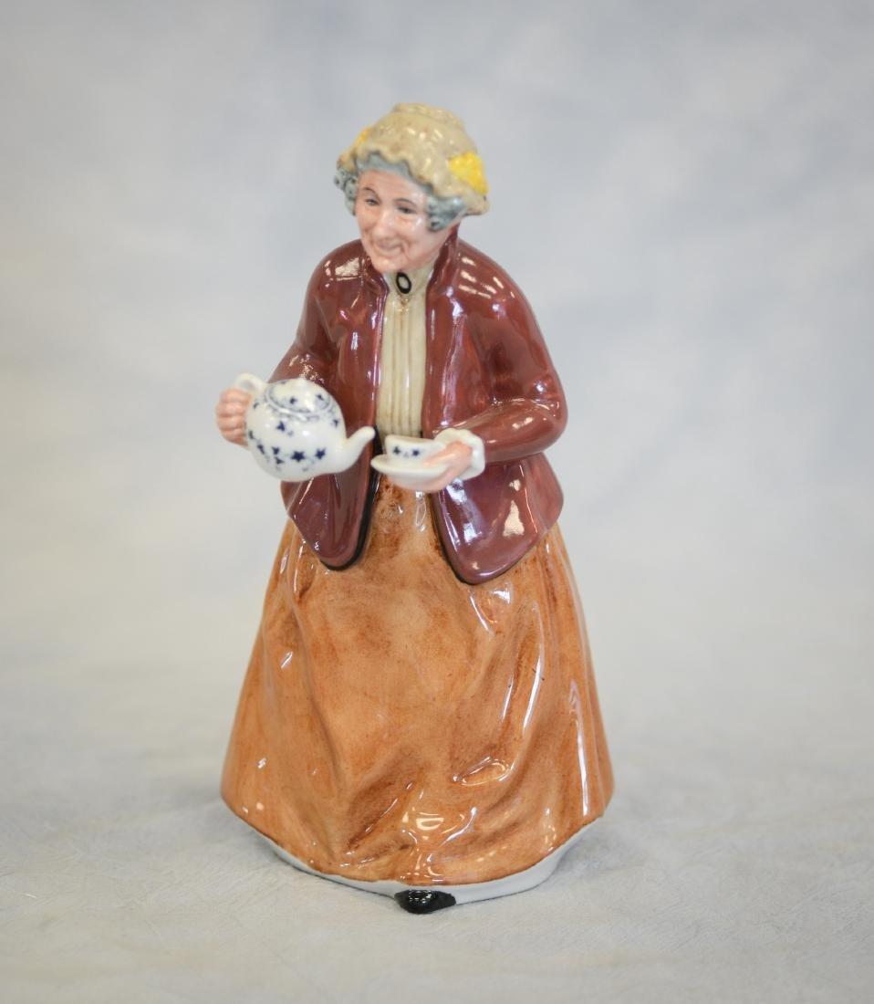 Royal Doulton Teatime Figurine