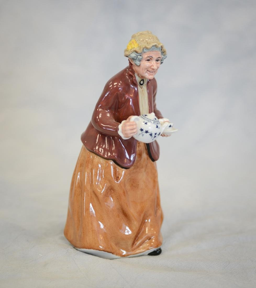 Royal Doulton Teatime Figurine - 2
