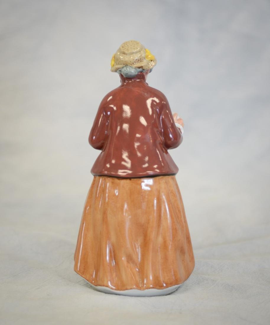 Royal Doulton Teatime Figurine - 3