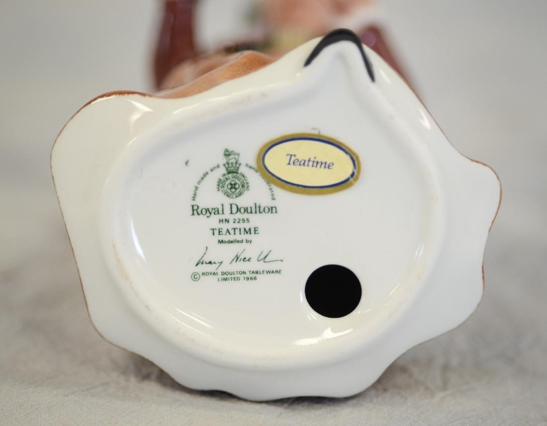 Royal Doulton Teatime Figurine - 4