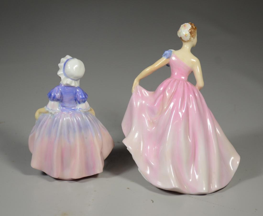 Royal Doulton Invitation & Dinky Do figurines - 2