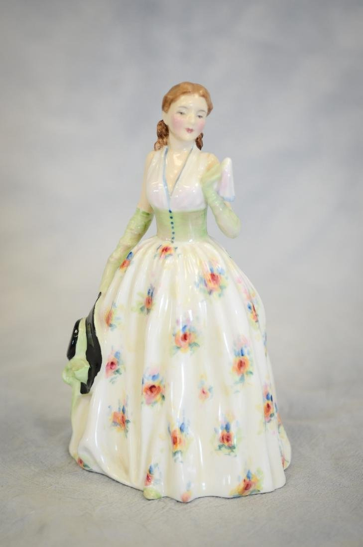 Royal Doulton Carolyn Figurine