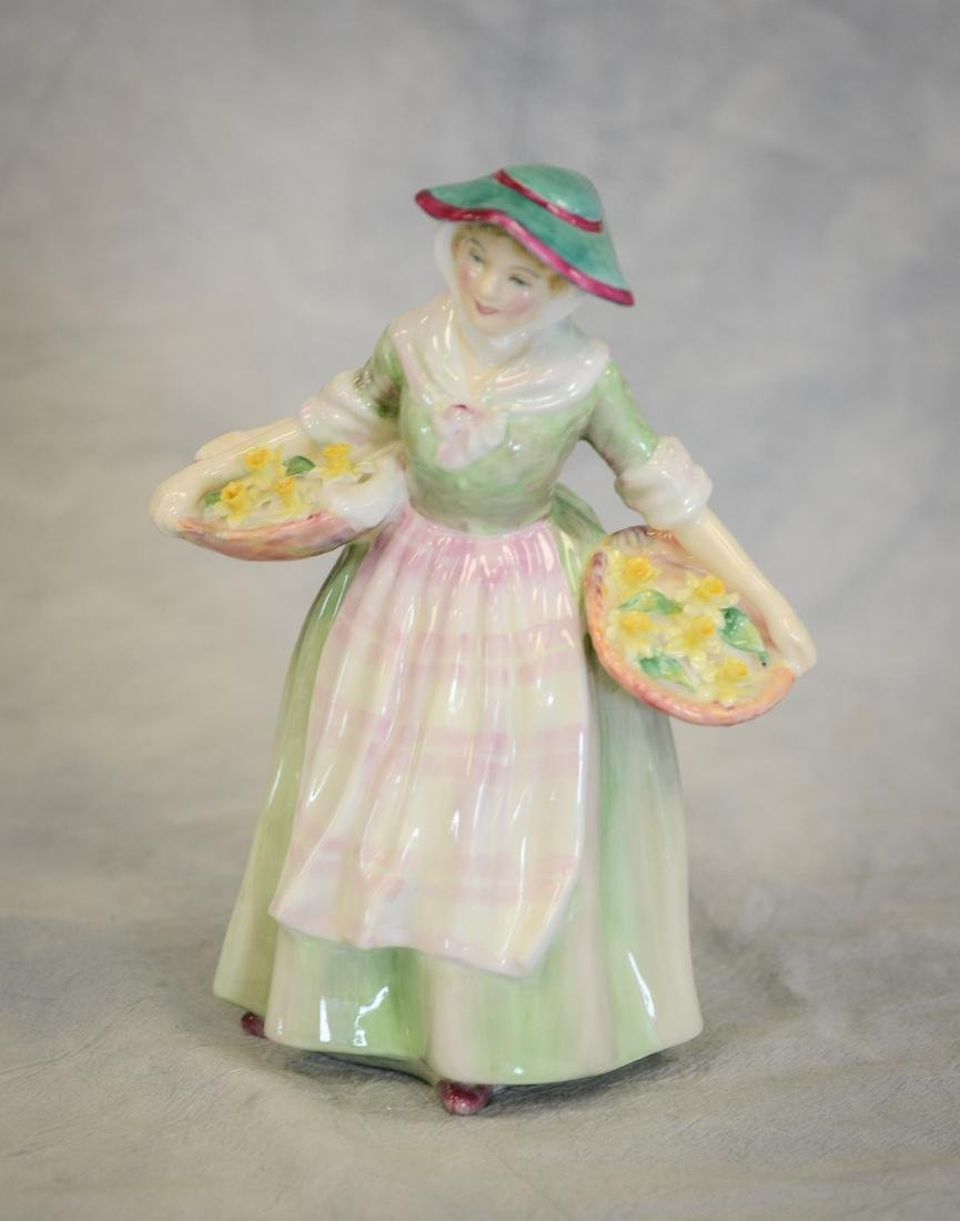 Royal Doulton Daffy Down Dilly Figurine