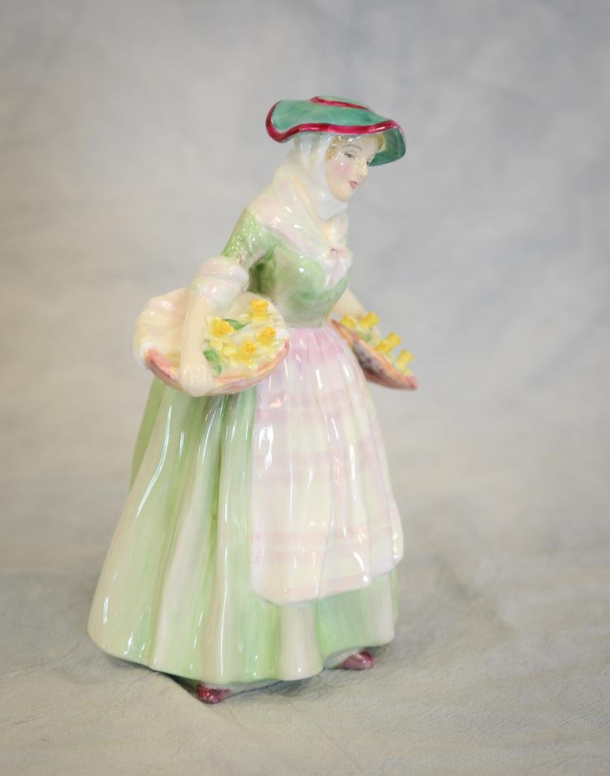 Royal Doulton Daffy Down Dilly Figurine - 3