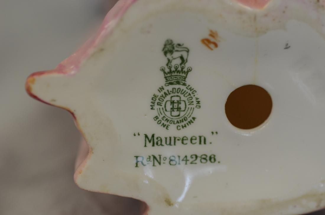 Royal Doulton Maureen Figurine - 3
