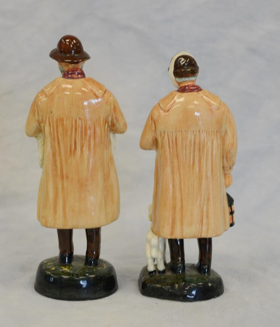Two (2) Royal Doulton Figurines - 2