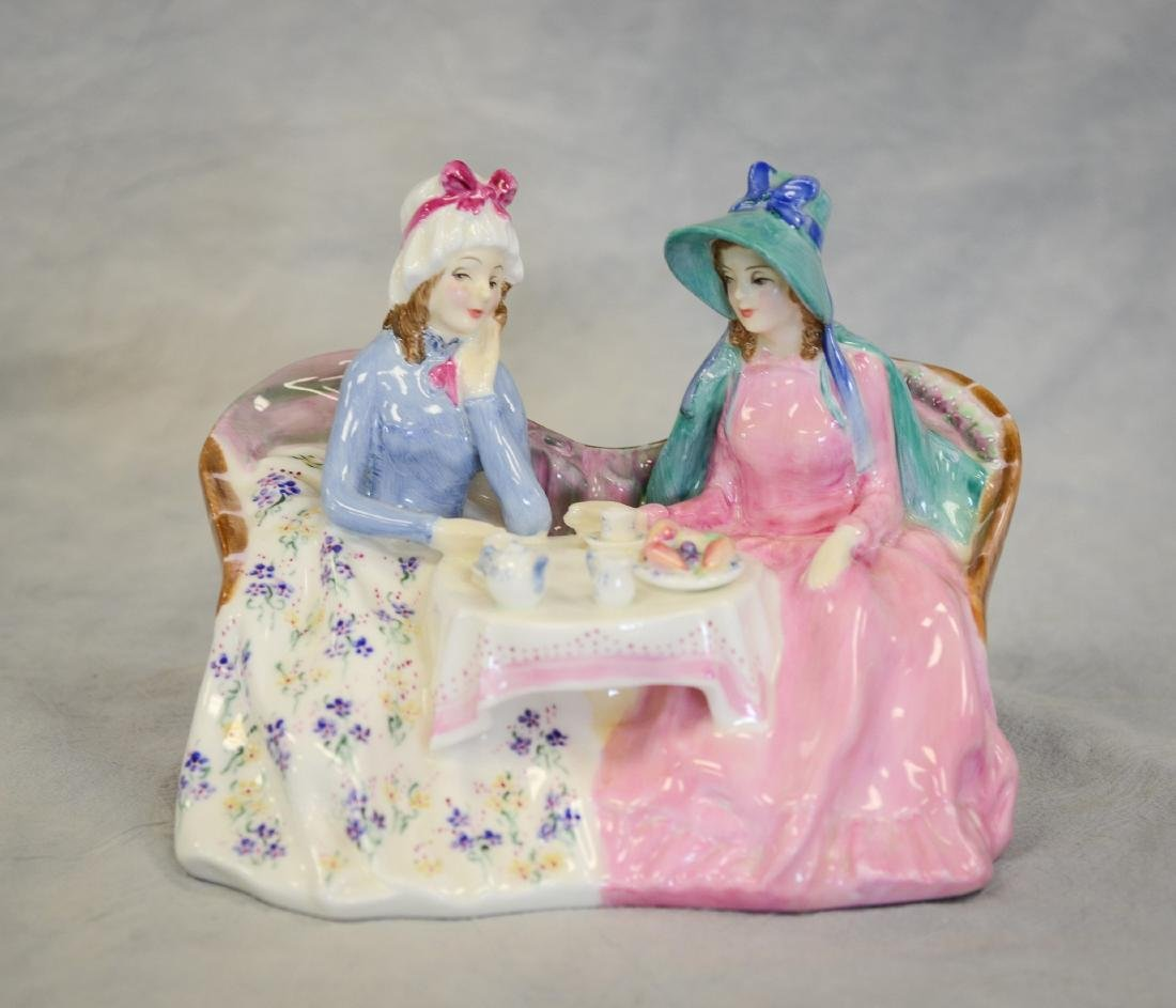 Royal Doulton Afternoon Tea Figurine