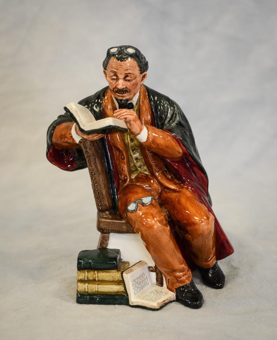 Royal Doulton The Professor Figurine