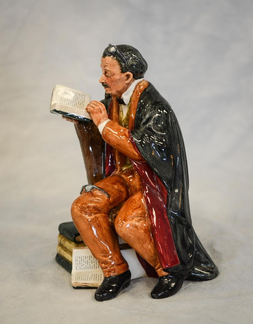 Royal Doulton The Professor Figurine - 2