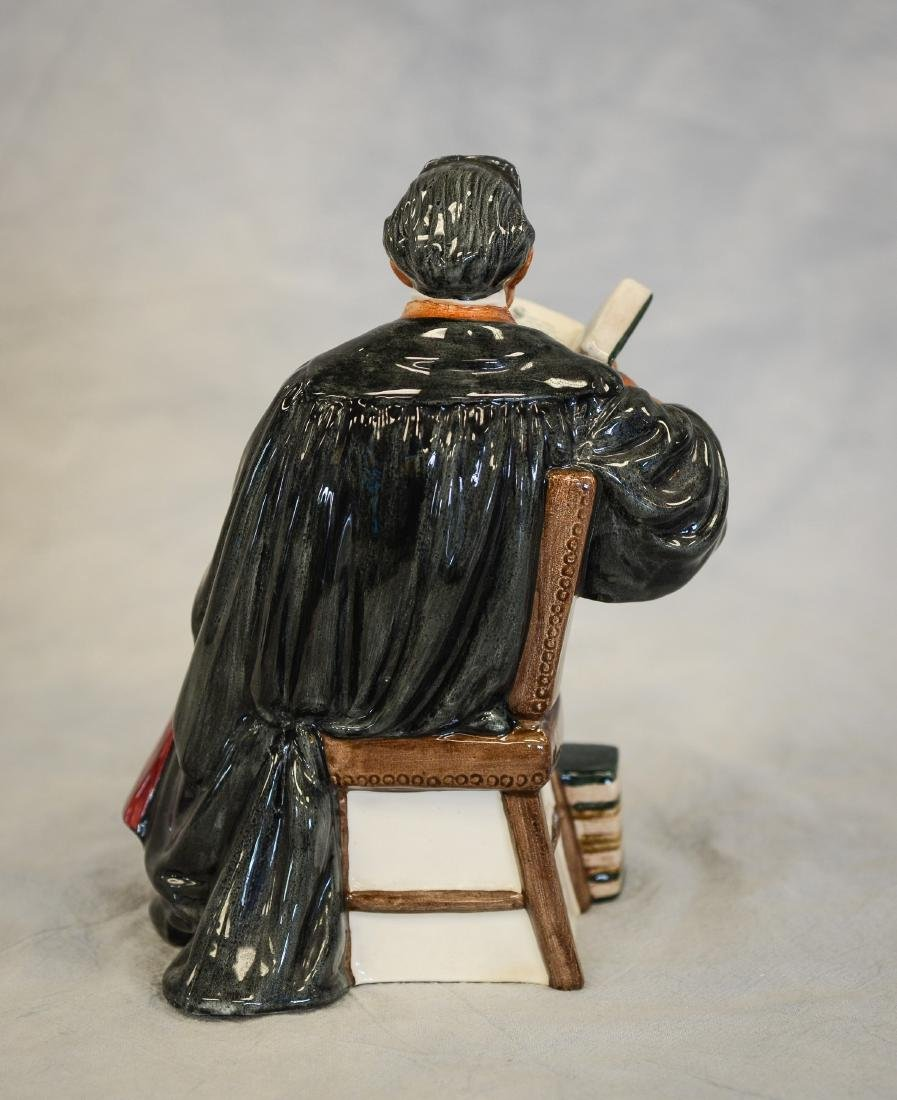 Royal Doulton The Professor Figurine - 3