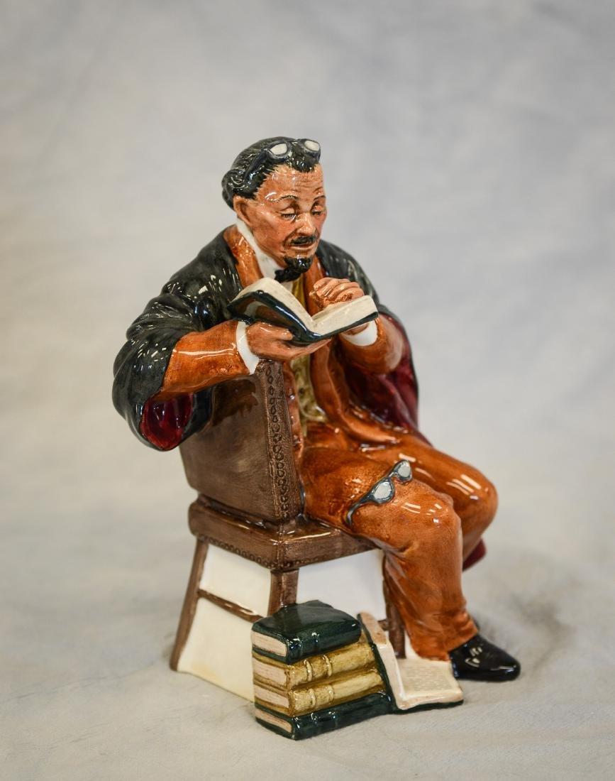 Royal Doulton The Professor Figurine - 4