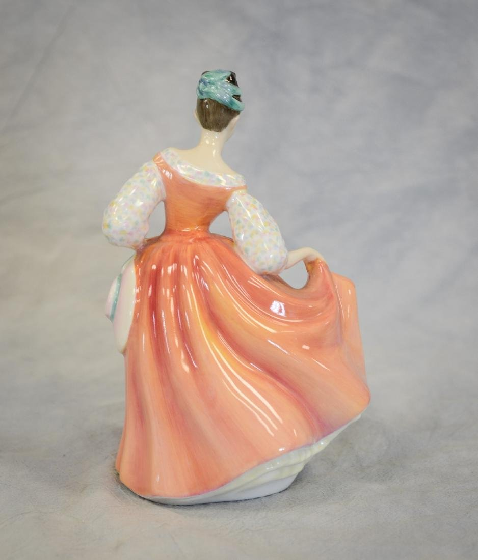 Royal Doulton Fair Lady Figurine - 2