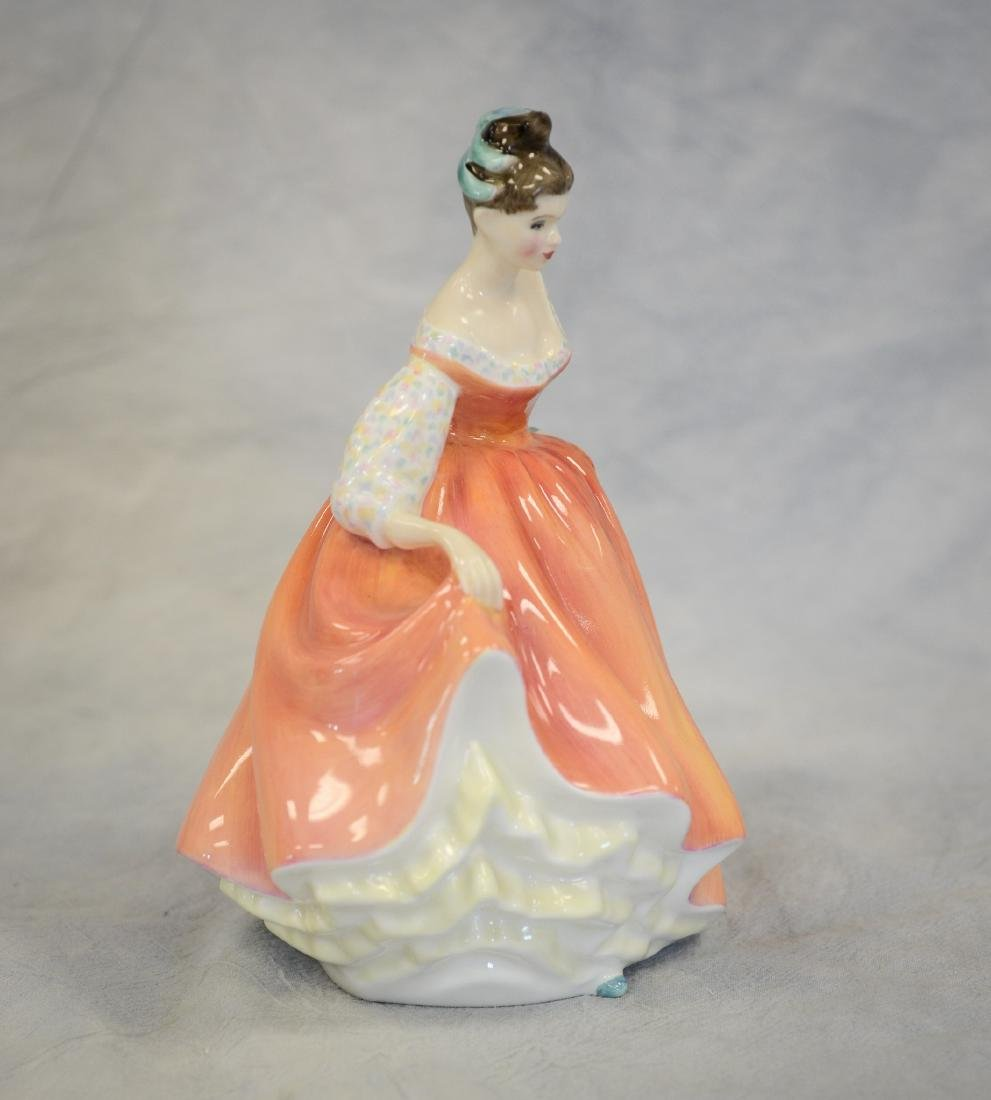 Royal Doulton Fair Lady Figurine - 3