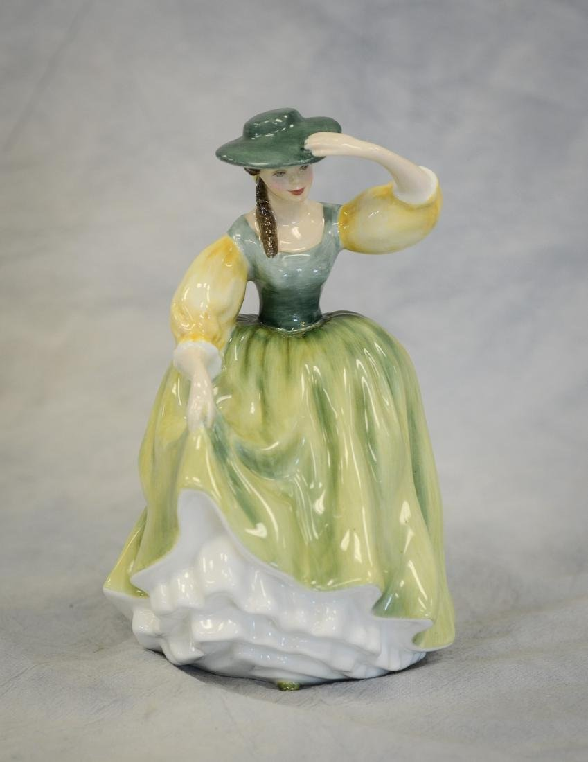 Royal Doulton Buttercup Figurine